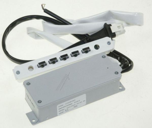 105080360 ELECTRONIC CONTROL 4 SPEED (EU) (RECTANG. BUTTONS) CP=850 FALMEC,0