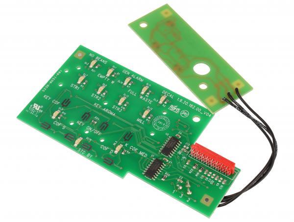 Płytka | Płytka sterujący przycisków panelu sterowania do ekspresu do kawy 996530006771,0