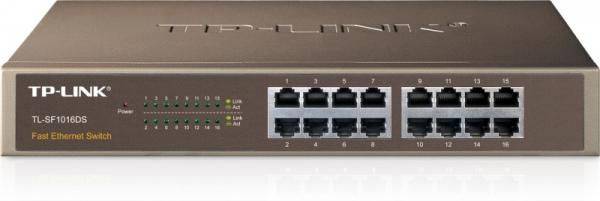 Switch LAN TP-Link TLSF1016DS,0