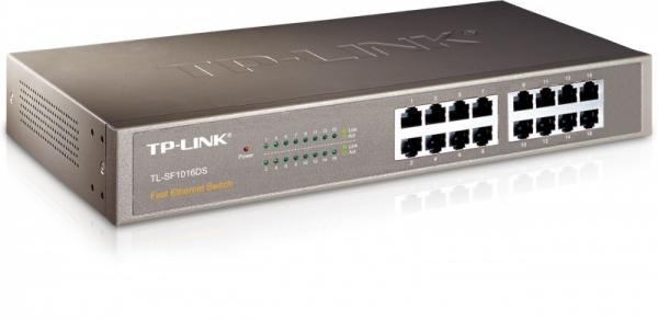 Switch LAN TP-Link TLSF1016DS,1