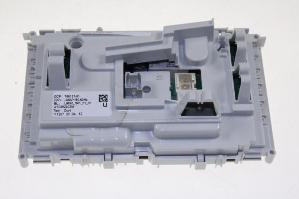 Moduł elektroniczny skonfigurowany do pralki 480112101556,0