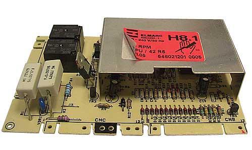 Moduł elektroniczny skonfigurowany do pralki Ardo 546021200,0
