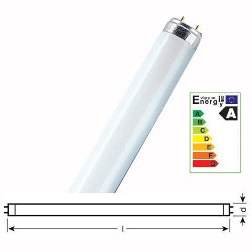 Świetlówka liniowa G13 30W Osram T8 Lumilux (biały zimny),0