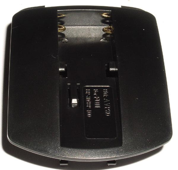 LS2080 adapter ładowarki do fuji np100, np80do jvc bnv101u/kodak klic3000,0