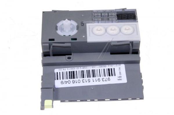 Moduł sterujący (w obudowie) skonfigurowany do zmywarki 973911513016049,0