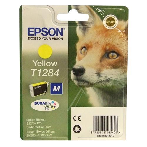 Tusz żółty do drukarki  C13T12844011,0