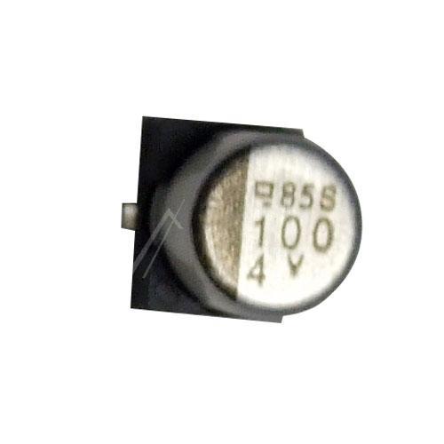 100uF | 4V Kondensator elektrolityczny 105°C SMD 4.5mm/5mm,0