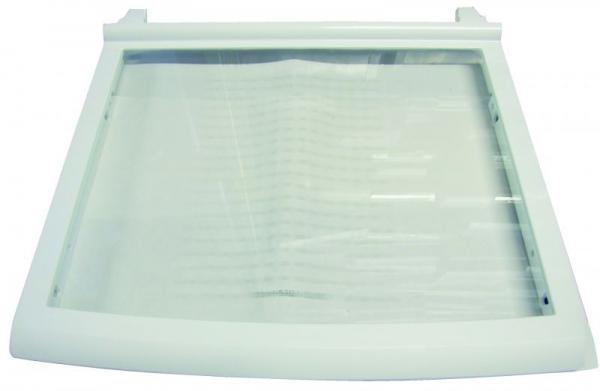 Szyba | Półka szklana kompletna do lodówki AHT65058006,0