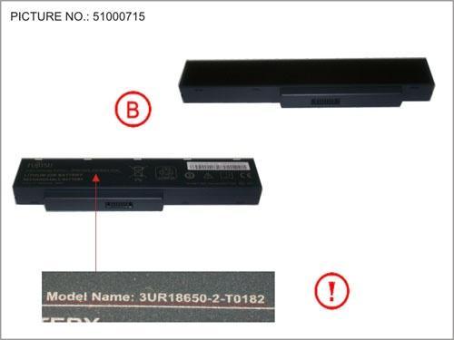 QUT1BTPZZZ0FX1 Akumulator | Bateria do laptopa,0