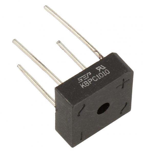 KBPC1010W Mostek prostowniczy 700V 10A,0