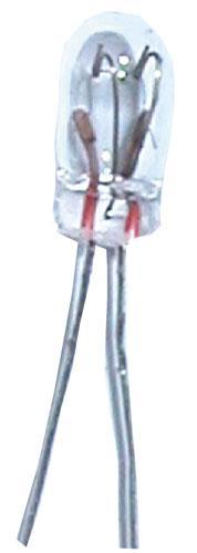 0.36W 12V 0.03A Żarówka miniaturowa sub-mini,0