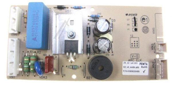4360620485 K2-V04 B-957 KONTROL BOARD ARCELIK,0