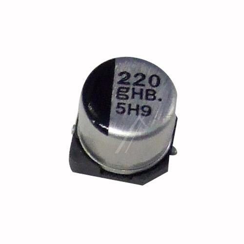 220uF | 4V Kondensator elektrolityczny 105°C SMD PANASONIC 4.5mm/6.3mm,0