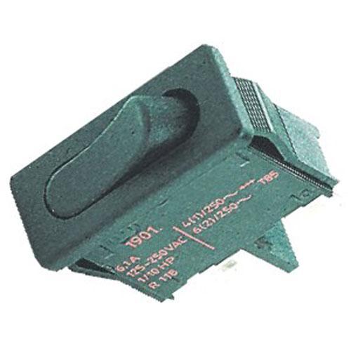 19011102 1901 włącznik 1x on/off 19,4x6,8mm,0