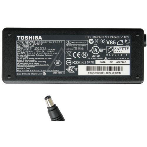 Ładowarka | Zasilacz 15V/5A/75W do laptopa Toshiba V000061240,0
