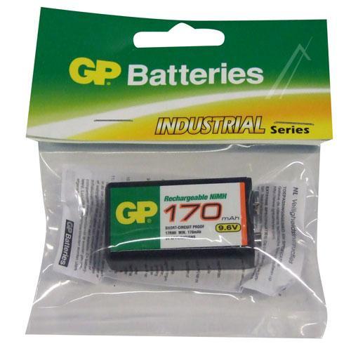 17R9H Akumulator 9.6V 170mAh GP (1szt.),0