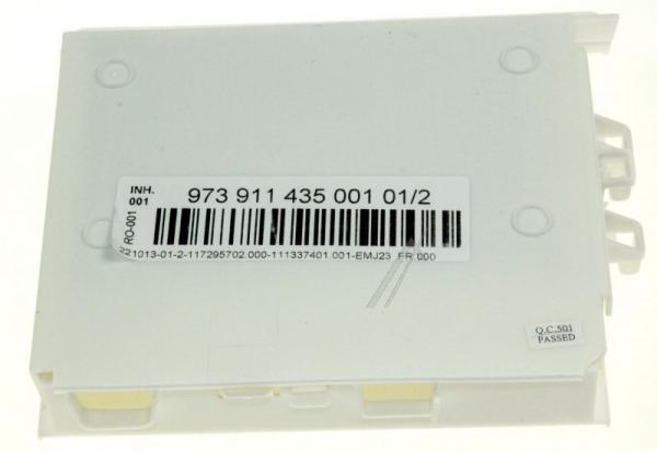 Moduł sterujący (w obudowie) skonfigurowany do zmywarki 973911435001012,0
