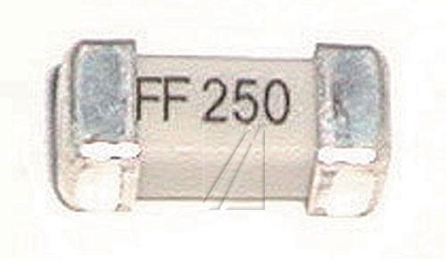 0.25A F Bezpiecznik SMD,0