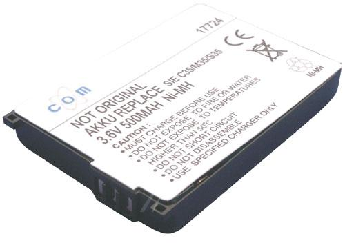 Akumulator | Bateria Ni-Mh GSMA36101 3.6V 500mAh do smartfona,0