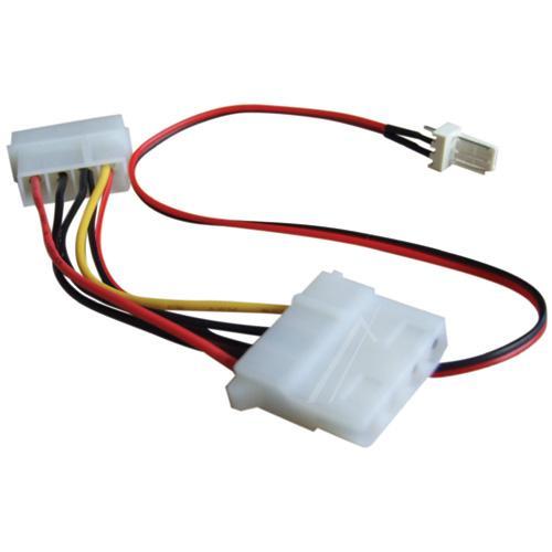 Kabel zasilający 0.2m MOLEX - MOLEX,0