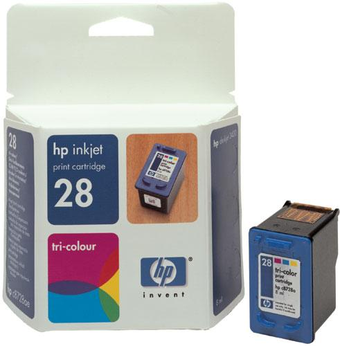 Multipack | Zestaw tuszy C,M,Y do drukarki  C8728AE,0