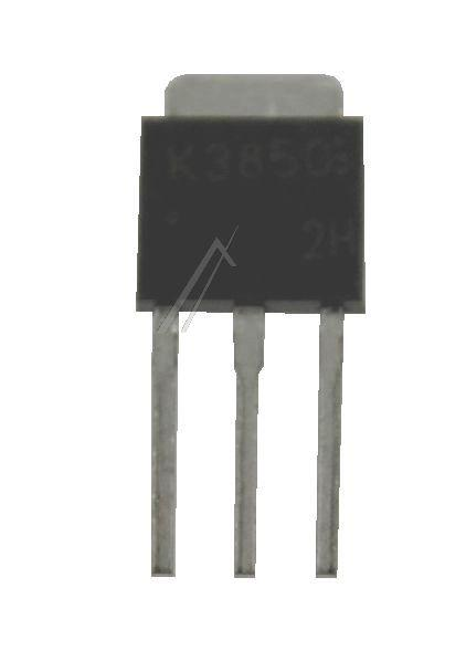 2SK3850 Tranzystor (n-channel) 600V 0.7A 90MHz,0