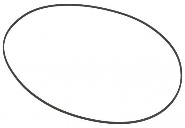 Pasek napędowy (kwadratowy) 124mm x 1.2mm x 1.2mm,0