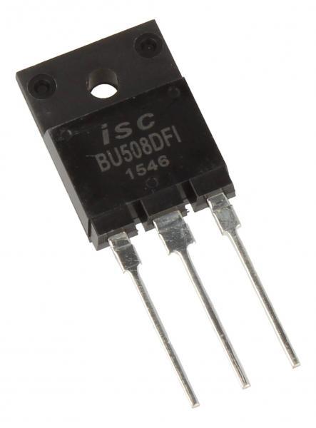 BU508DFI Tranzystor ISOWATT-218 (pnp) 1500V 8A 7MHz,0