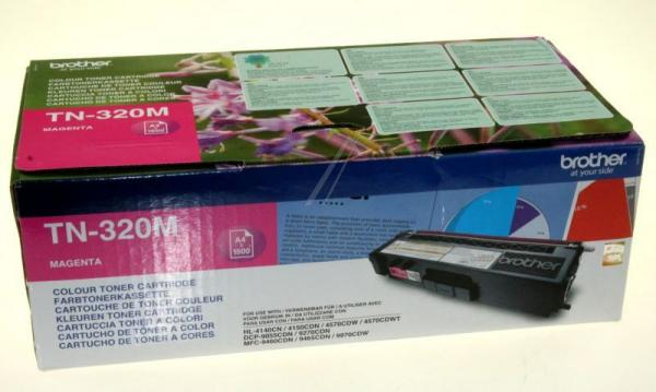 Tusz magenta do drukarki  TN320M,0