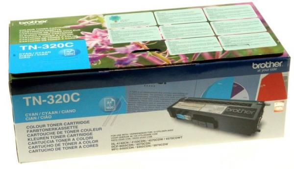 Toner cyan do drukarki  TN320C,0
