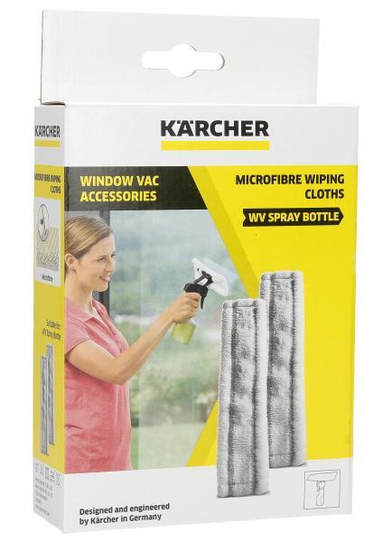 Ściereczka   Pad z mikrofibry do myjki do okien Karcher 26331000,0