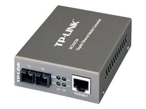 Przetwornik | Konwerter sieciowy TP-Link TLMC200CM,0