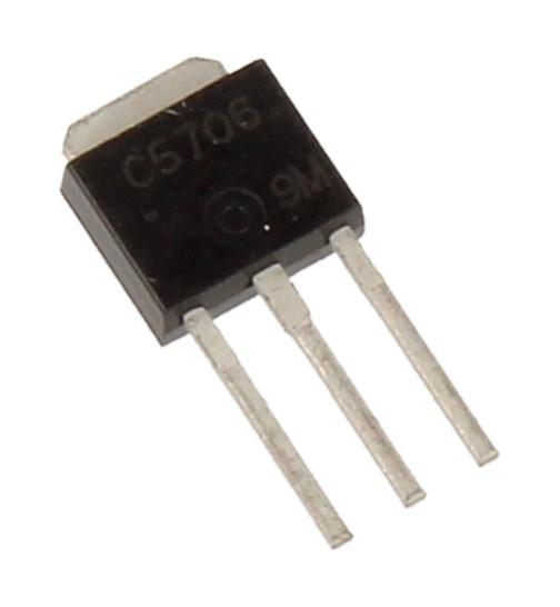 2SC5706 Tranzystor TO-252 (npn) 50V 5A 400MHz,0