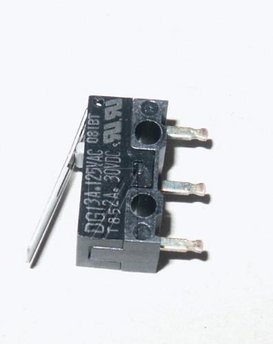 SUBMINIATURSCHALTER przełącznik 3a-125v,0