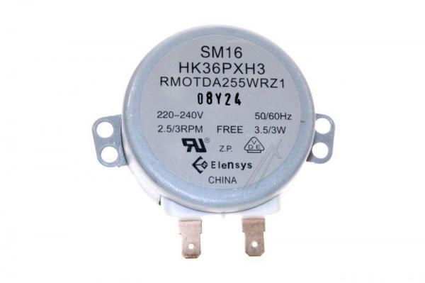 Silnik napędowy mikrofalówki 4055104931,0