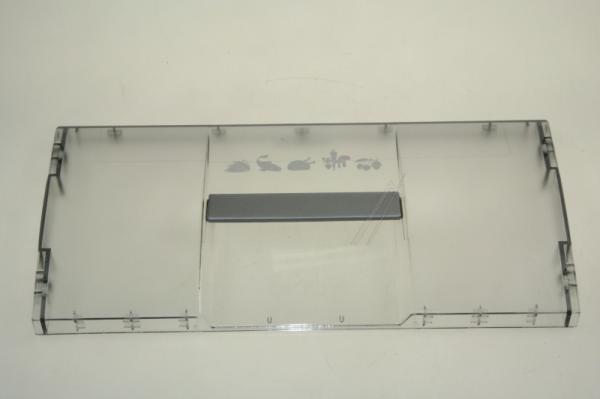Pokrywa   Front szuflady zamrażarki do lodówki 4312292500,0
