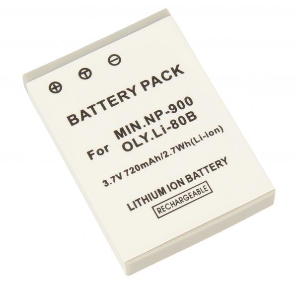 DIGCA37017 Bateria   Akumulator Li-Ion 3.7V 720mAh DP5700 DP4200 DP6200 DP5200  DIMAGE A200 VIRTUS D500 do kamery,0