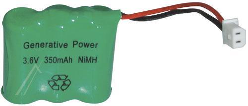 Akumulator 3.6V 350mAh telefonu bezprzewodowego Loewe 90366992,0