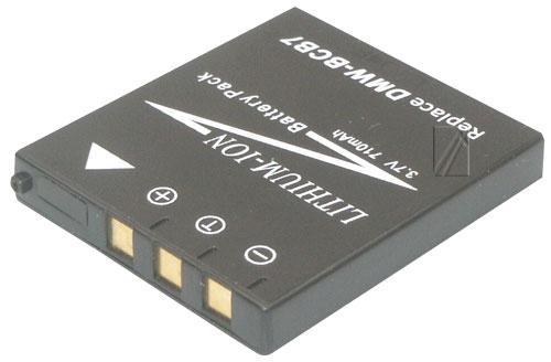 DIGCA37020 Bateria | Akumulator 3.7V 750mAh do kamery,0