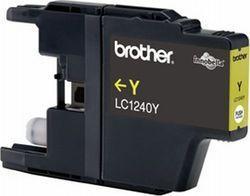 Tusz żółty do drukarki  LC1240Y,0