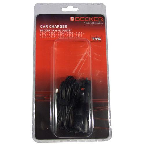 1510200000 180TMC BECKER AUTO-LADEGERAET MIT USB-INT. TMC ANTENNE BECKER,0