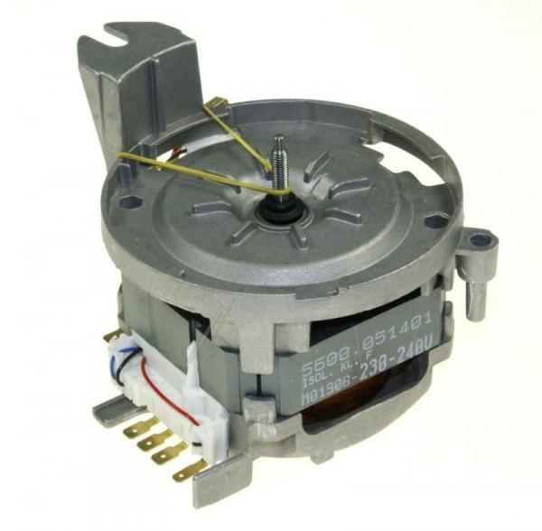 Silnik pompy myjącej (bez turbiny) do zmywarki Siemens 00489652,2