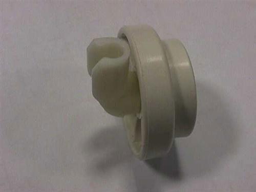 Kółko | Rolka kosza dolnego do zmywarki VE2A000H9,0