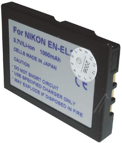 DIGCA37007 Bateria | Akumulator 3.7V 1100mAh do kamery,0