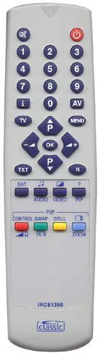 Pilot zamienny IRC81390,0