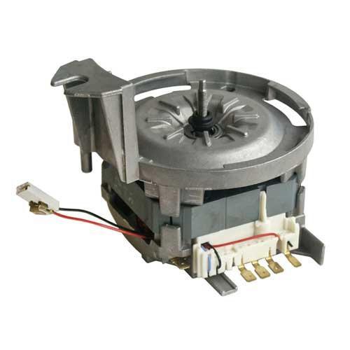 Silnik pompy myjącej (bez turbiny) do zmywarki Siemens 00489658,2