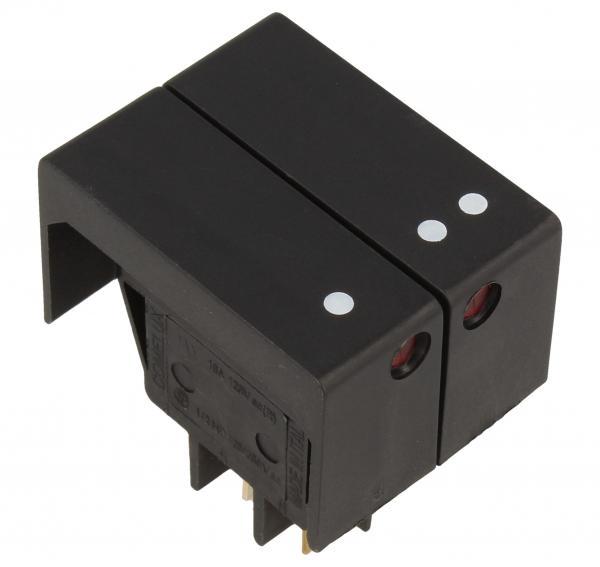 511741 przełącznik podwójny 250v/16a/ 6 konektorów DE LONGHI - KENWOOD,0