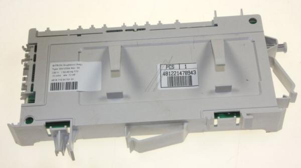 Moduł elektroniczny skonfigurowany do pralki 481221478943,0