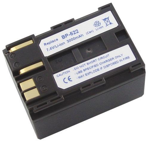 CAMCA74016 Bateria | Akumulator 7.4V 2600mAh do kamery,0