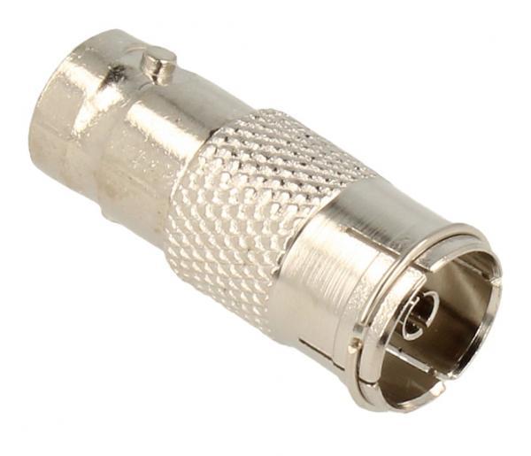 Adapter BNC - COAX (gniazdo/ gniazdo),0